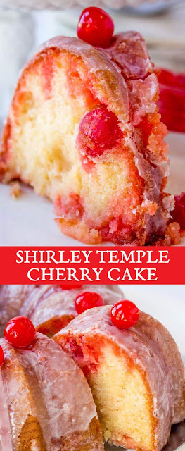 SHIRLEY TEMPLE CAKE EASY