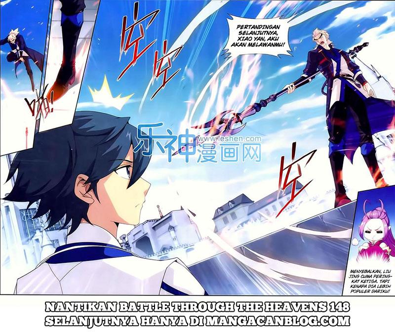 Battle Through the Heavens Chapter 147-44