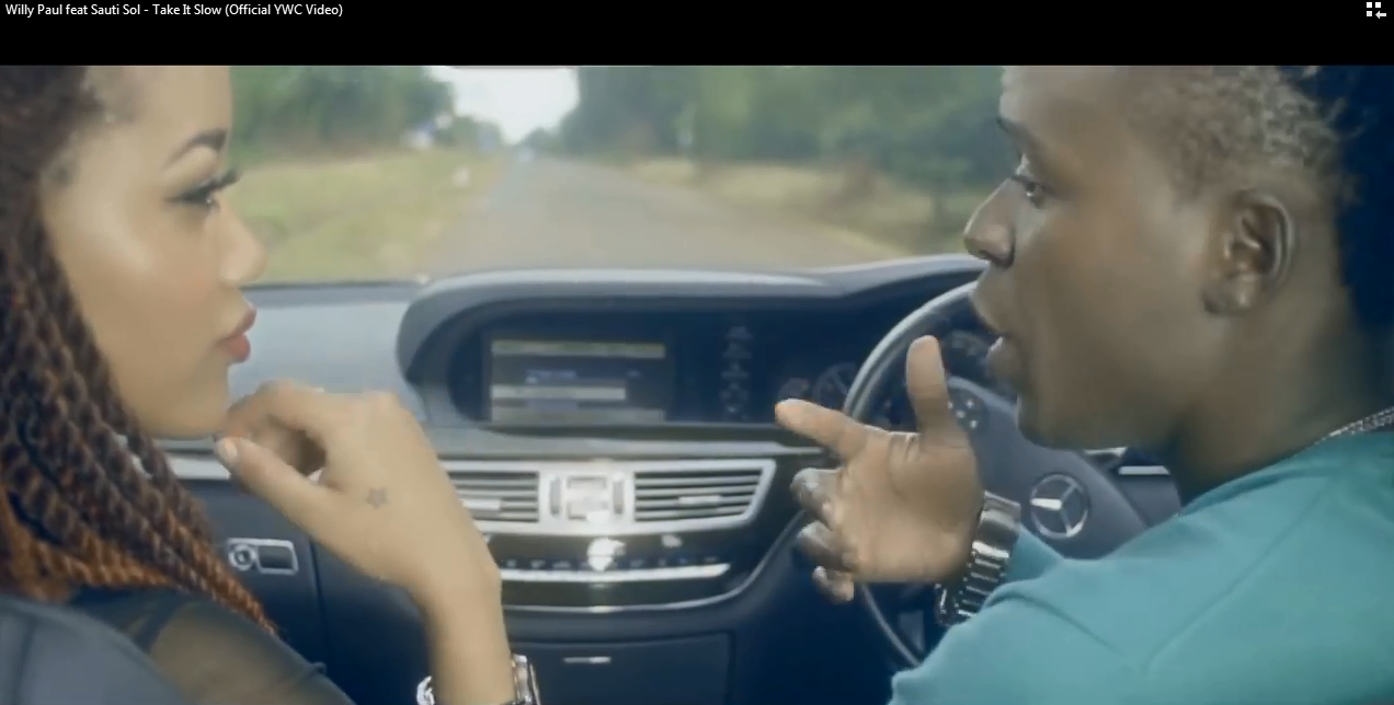 Willy Paul feat Sauti Sol - Take It Slow (Official Video