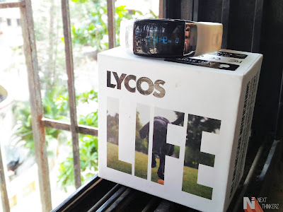 Lycos Life Smartband review final thoughts