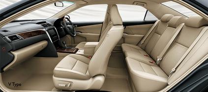 Toyota Camry-type 2.5 V interior