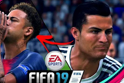 Download Game Fifa 14 Mod Fifa 19 Update Kits & Transfer Desember 2018/19 Apk + Data + OBB (Android)