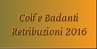 Colf e badanti: le retribuzioni aggiornate al 2016
