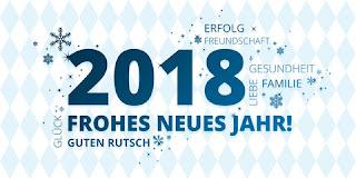 Frohes Neues Jahr 2018-3