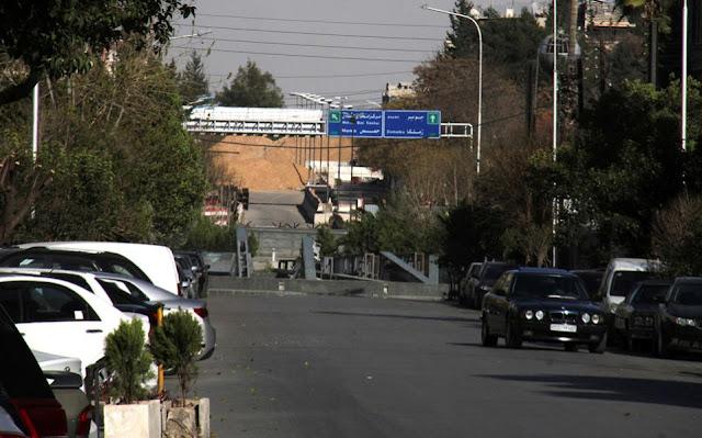 Σφοδρές συγκρούσεις στη Δαμασκό, σοβαρές ζημιές σε κτίριο της ρωσικής πρεσβείας