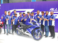 Tim Balap Yamaha Indonesia 2017 Siap Tanding