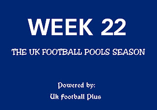 Football pools draws and system