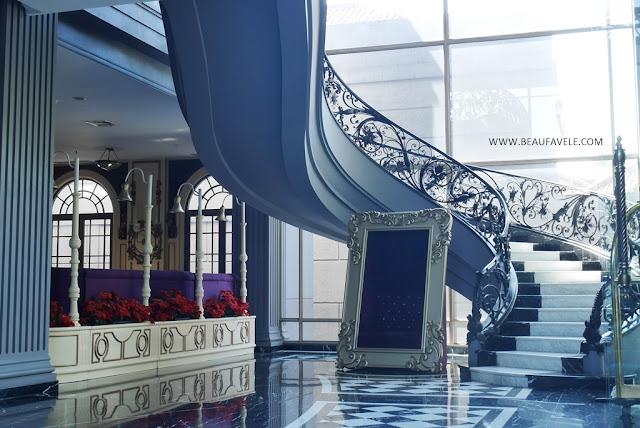 arsitektur Park View Hotel Bandung