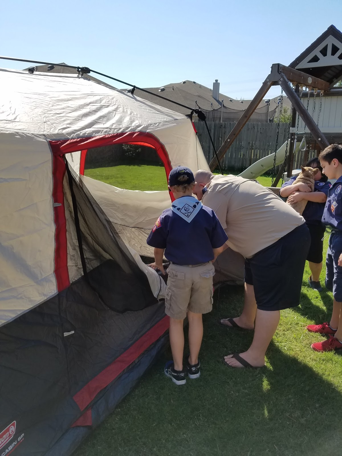 Cub Scout Pack Keller Tx Our Bears Are Prepared