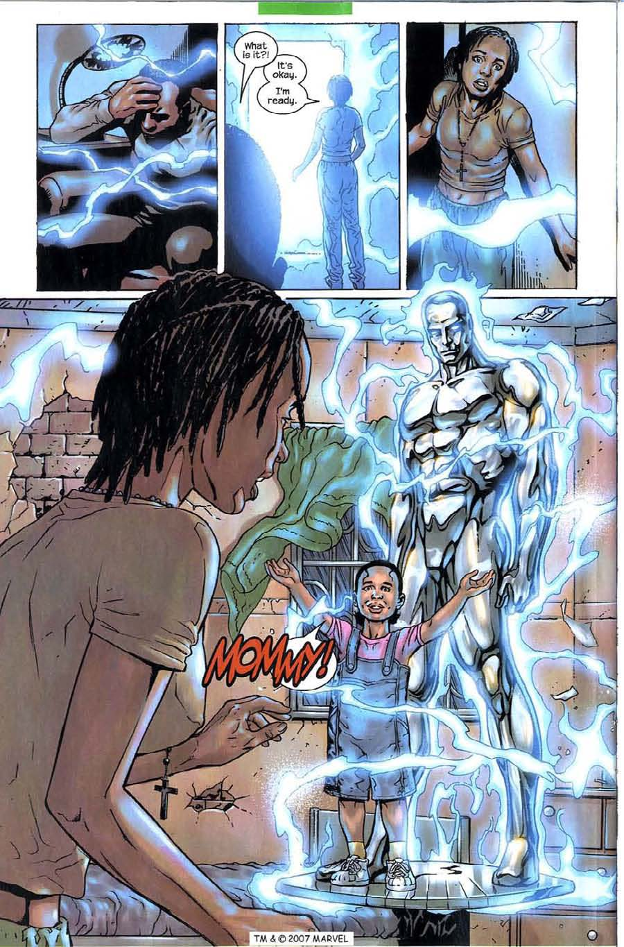 Read online Silver Surfer (2003) comic -  Issue #6 - 30