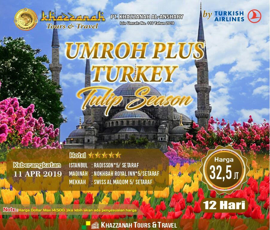 Umroh-Plus-Turki