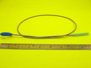 吸管刷使用單線回抝的方式來避免末端尖銳