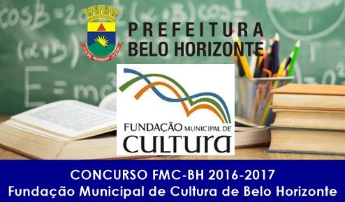 Apostila Concurso FMC BH 2016/2017
