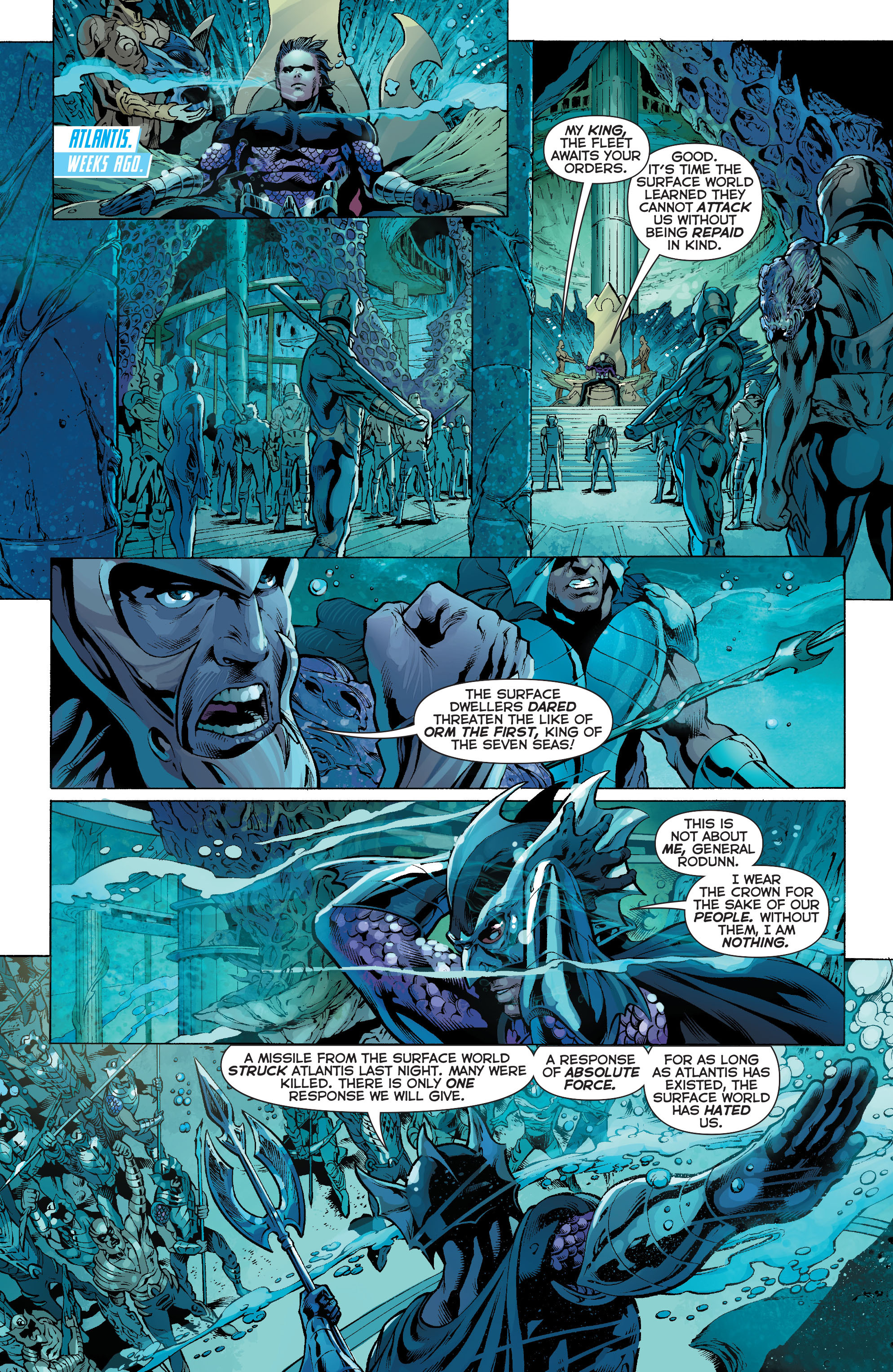 Read online Aquaman (2011) comic -  Issue #23.2 - 2