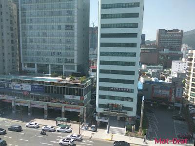 Percutian ke Busan Kores Selatan Hotel Murah Haeundae