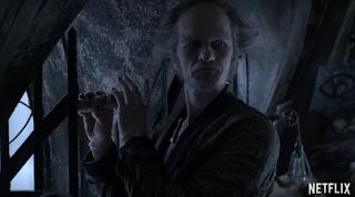 Neil Patrick Harris interpreta il Conte Olaf