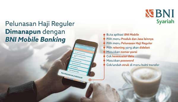Cara Ganti Nomor HP di BNI Mobile Banking