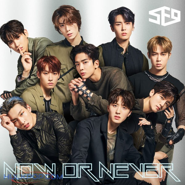 SF9 – Now or Never -Japanese ver.- – Single (ITUNES PLUS AAC M4A)