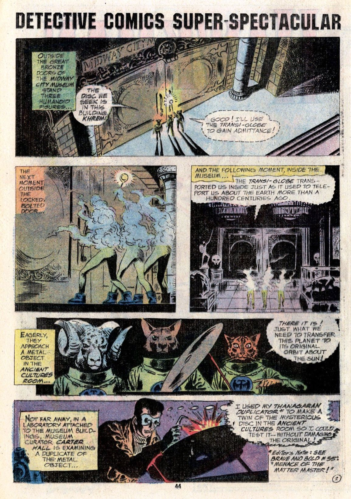Detective Comics (1937) 438 Page 43