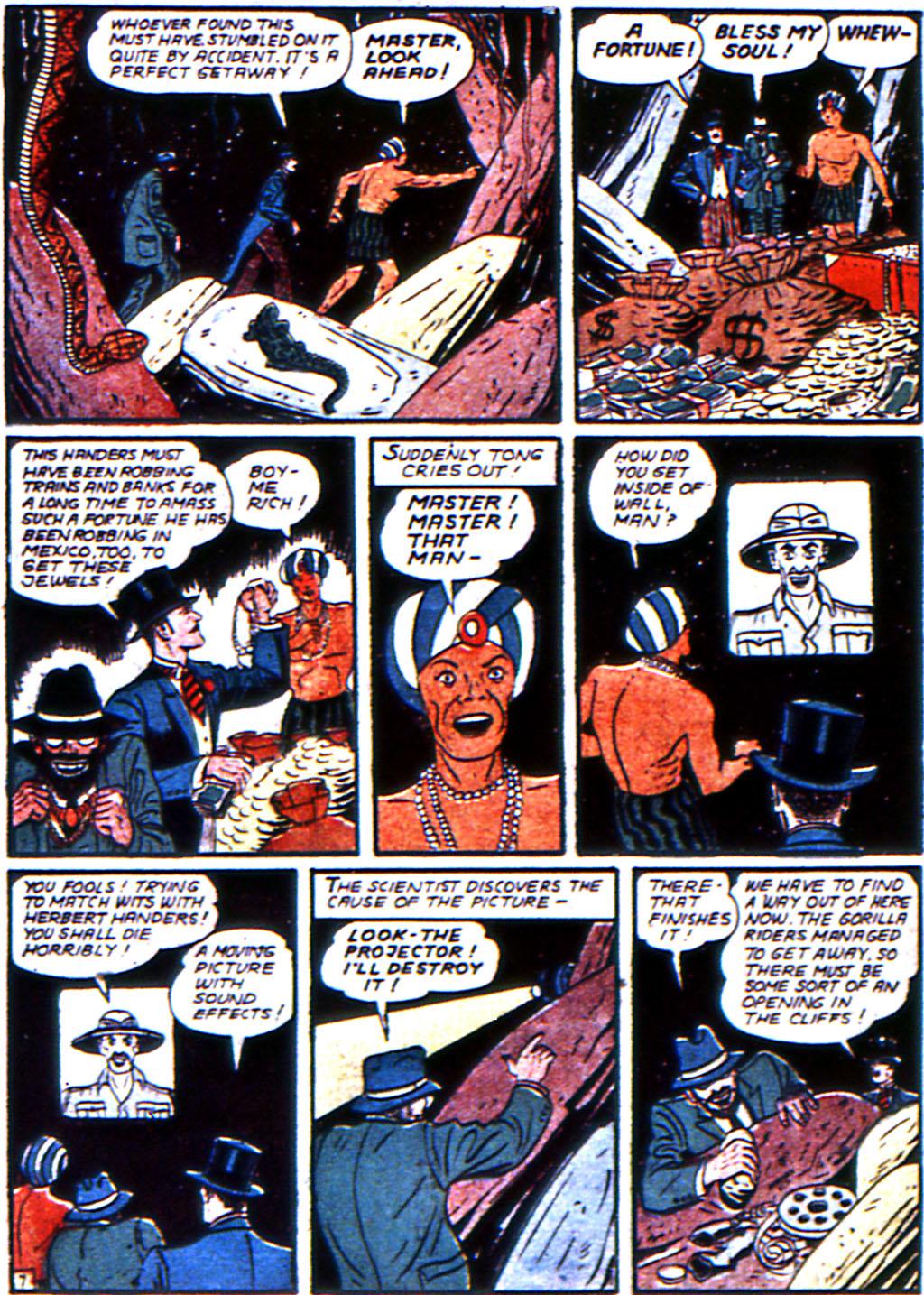 Action Comics 1938 Issue 19 | Viewcomic reading comics