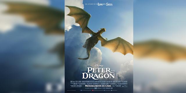 Sinopsis Film Pete's Dragon (2016), poster, nonton trailer, detail film, pemain film