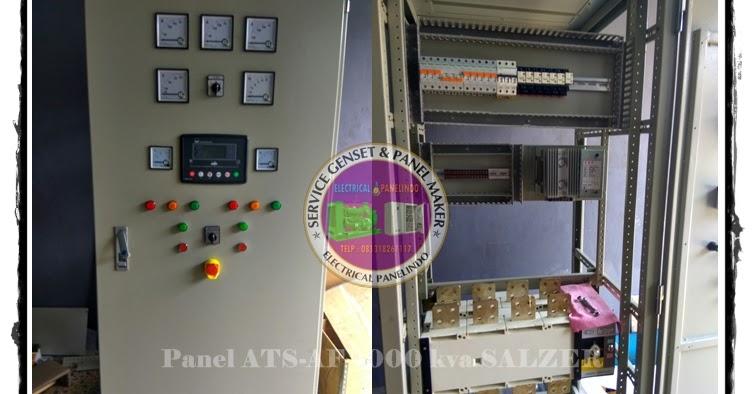 Harga Panel Ats-amf 1000 Kva Salzer