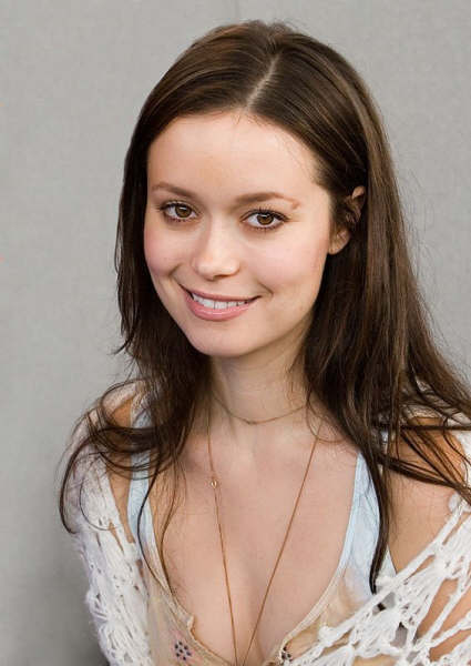 Summer Glau - American Actress, Style And Beauty-4011