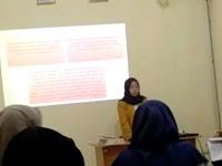 Seminar Ambar ullan mahasiswi S1 umitra berlangsung meriah