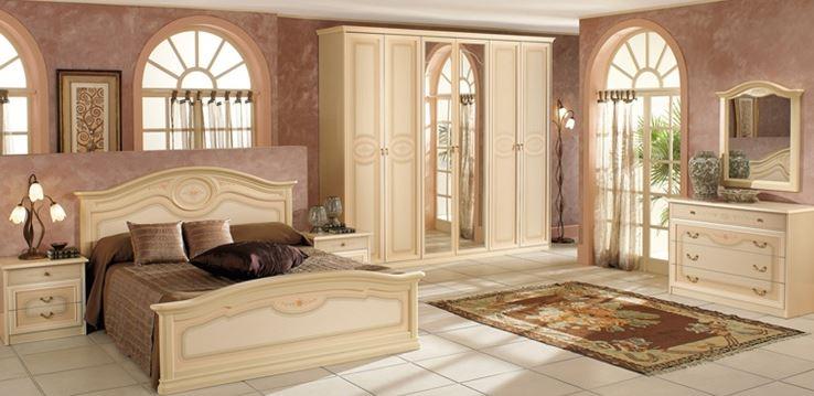 Arredo a modo mio le camere complete classiche di mondo for Camere da letto moderne prezzi bassi