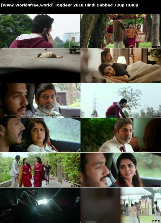 Screen Shoot of Taqdeer 2018 Full Hindi Dubbed 720p HDRip 950MB