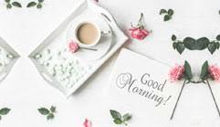good morning suprise gift