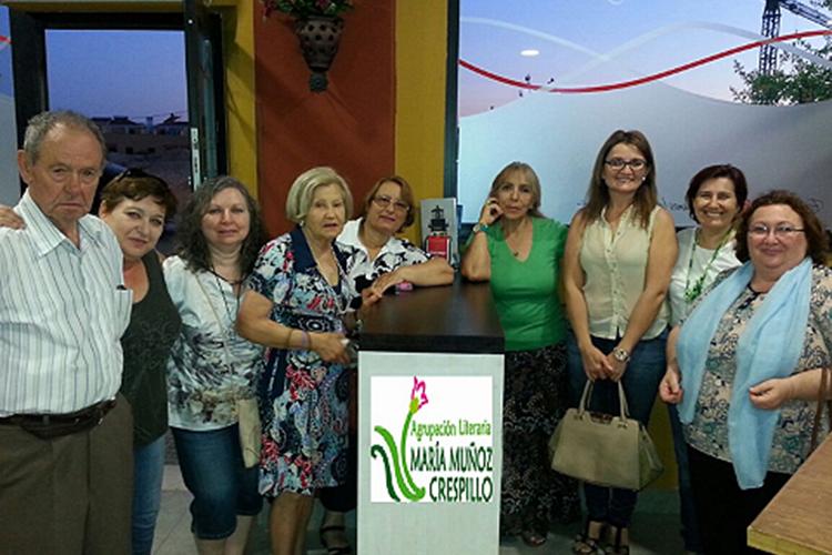 Resultado de imagen de Agrupación LiterariaMaría Muñoz Crespillo
