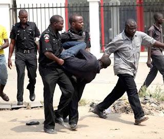 Police arrests man