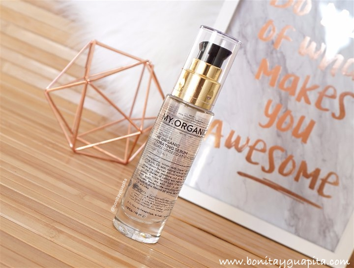 MY ORGANICS  HYDRATING SERUM