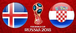 مشاهدة مباراة كرواتيا و آيسلندا في كأس العالم 2018 بتاريخ 26-06-2018 موقع ماتش لايف