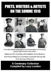 Poets On The Somme - 1916 : New Book Available Now