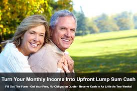 Pensioner lump sum settlement annuity