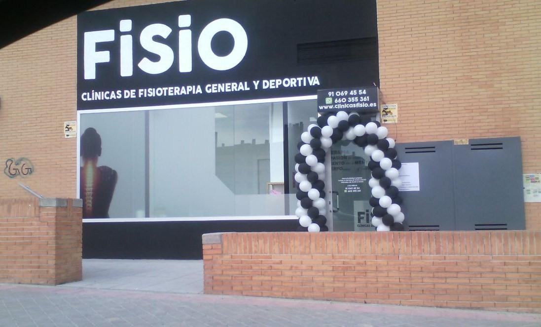 091812bc2e3ad La clínica de fisioterapia general y deportiva FISIO