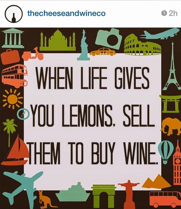 Winogram from @thecheeseandwineco [Wino Wednesday at High-Heeled Love]