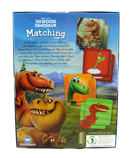 the good dinosaur matching game