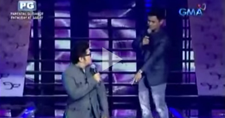 Janno Gibbs and Ogie Alcasid Impersonates Each Other