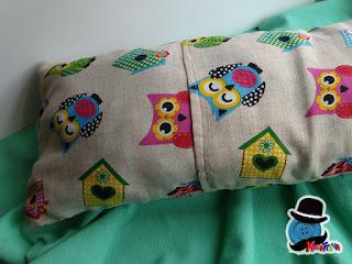 apertura cuscino senza cerniera