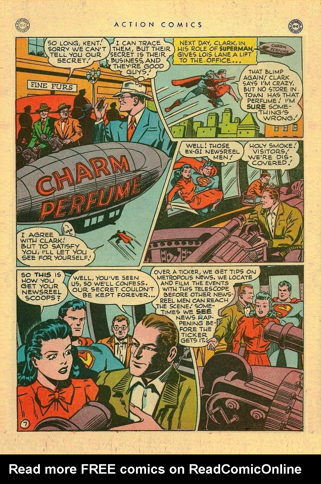Read online Action Comics (1938) comic -  Issue #111 - 9