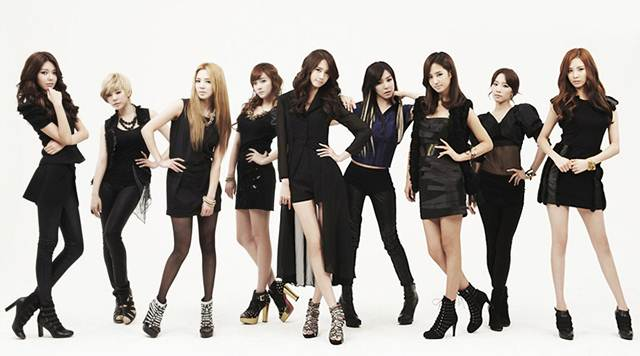 Lirik Lagu Show Girls (Korean Version) ~ Girls' Generation