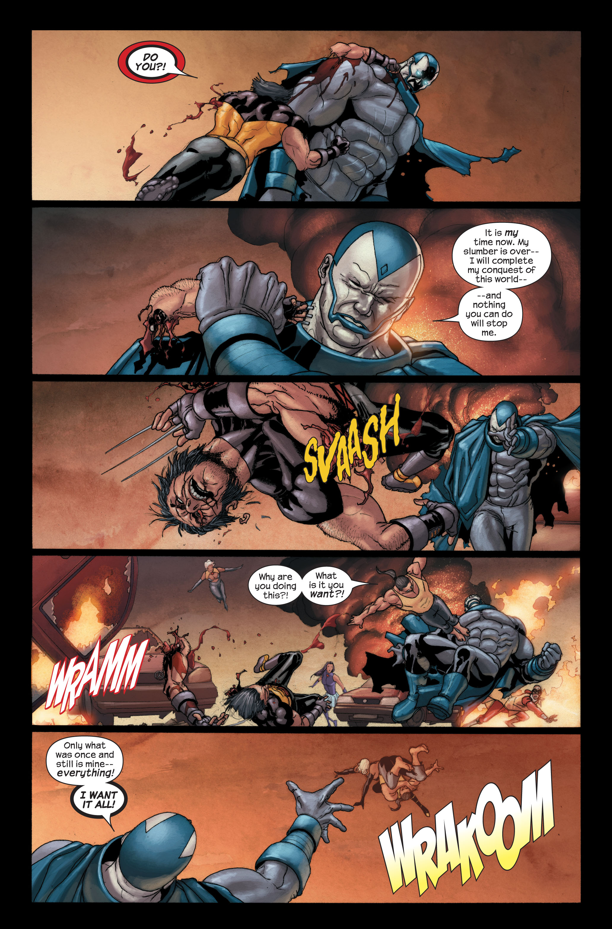 Read online Ultimate X-Men comic -  Issue #91 - 10