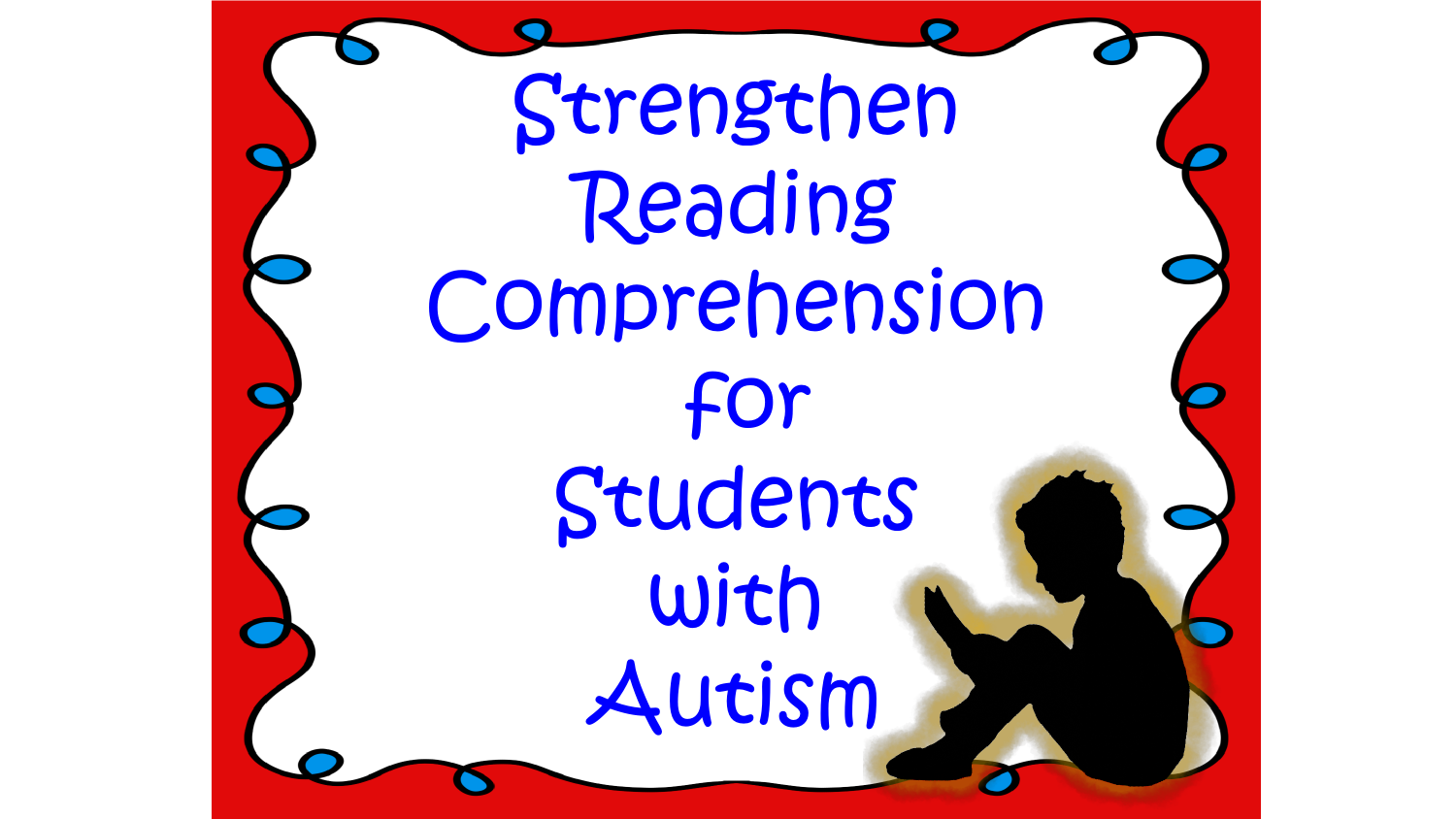A Tender Teacher For Special Needs Strengthen Reading