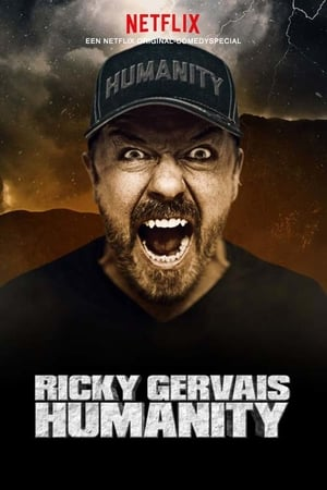 Poster Ricky Gervais: Humanity 2018