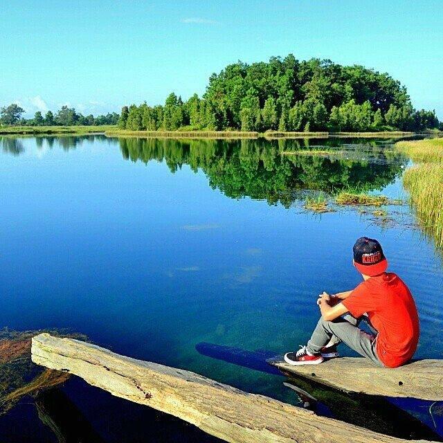 danau seran destinasi wisata alam yang mempesona di banjarbaru