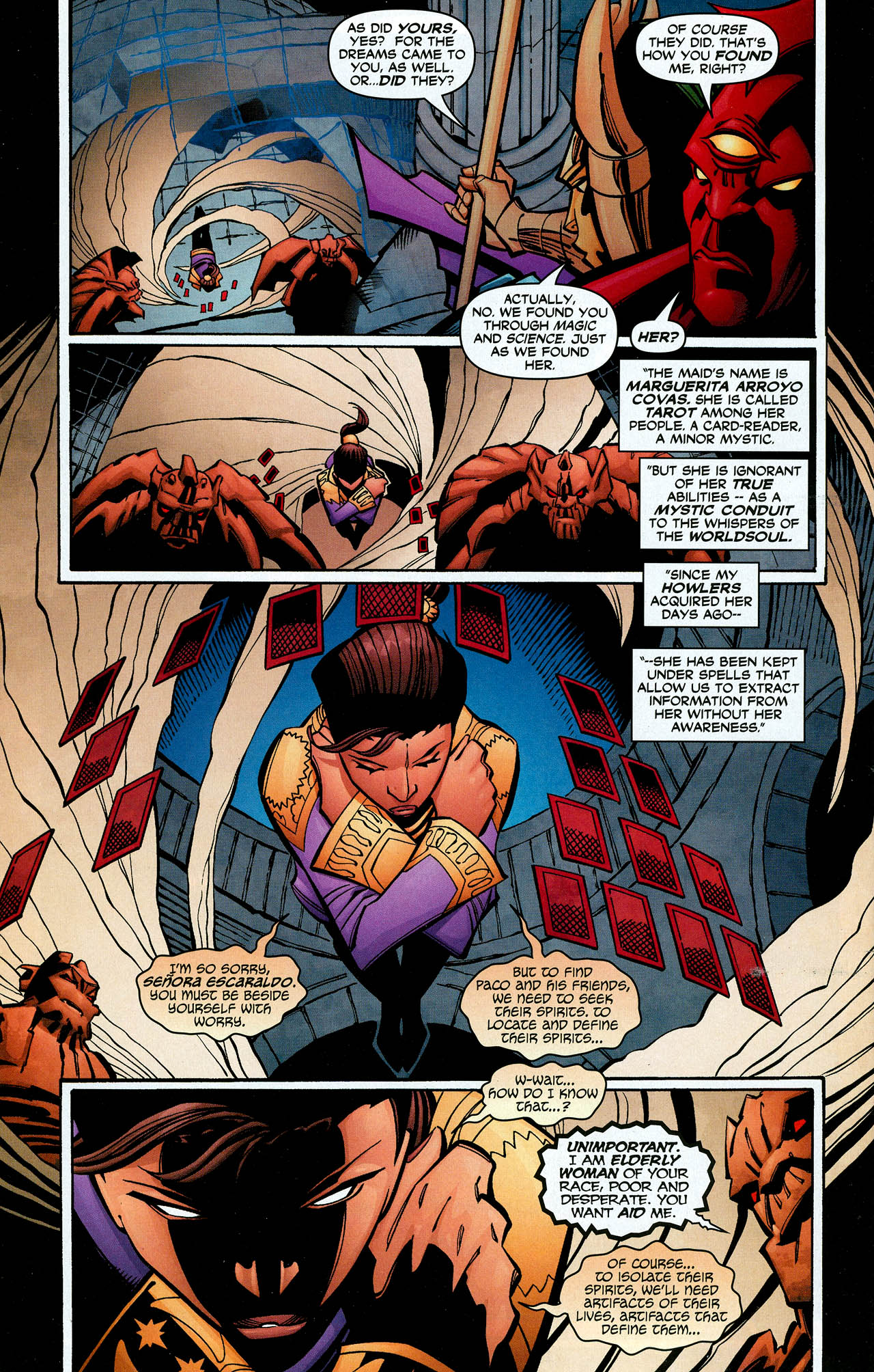 Read online Trinity (2008) comic -  Issue #8 - 24