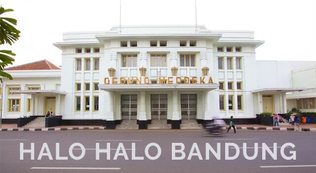 Halo Halo Bandung